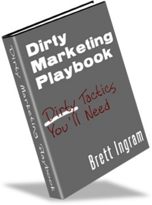 Product picture Dirty Marketing Play Book